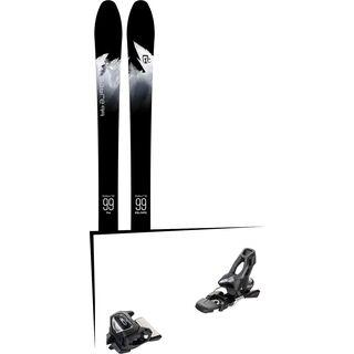 Set: Icelantic Sabre 99 2018 + Tyrolia Attack² 11 GW solid black