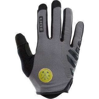 ION Gloves Scrub AMP, grey - Fahrradhandschuhe