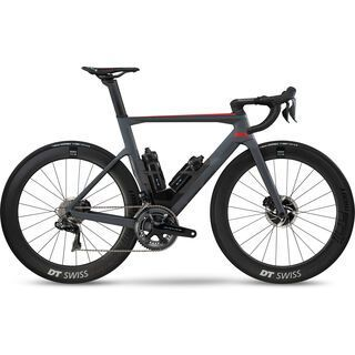BMC Timemachine Road 01 One 2019, race grey - Rennrad