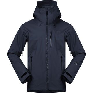 Bergans Stranda Insulated Hybrid Jacket dark navy/dark fogblue