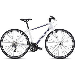Specialized Vita Sport 2016, white/indigo - Fitnessbike