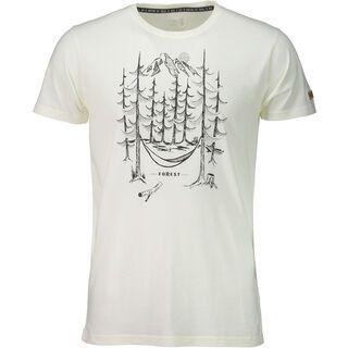 Maloja ForestM., cream - T-Shirt