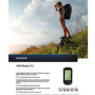Garmin Topo Belux Pro (DVD/microSD) - Karte