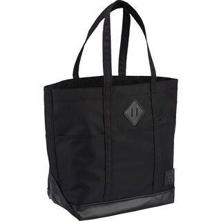 Burton Crate Tote Medium, true black/heather twill - Shopper