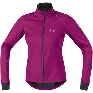 Gore Bike Wear Contest Windstopper Soft Shell Lady Jacke, thai pink/black - Radjacke
