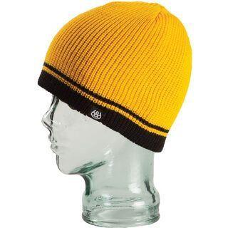 686 Fusion Reversible Beanie, Yellow - Mütze