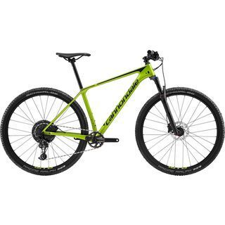 Cannondale F-Si Carbon 5 2019, acid green - Mountainbike