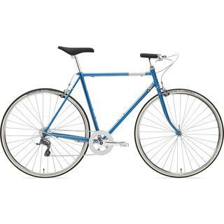 Creme Cycles Echo Uno 2019, blue - Fitnessbike