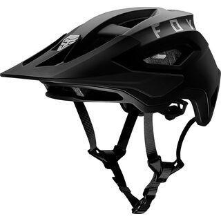 *** 2. Wahl *** Fox Speedframe Helmet, black - Fahrradhelm | Größe M // 55-59 cm