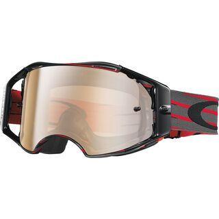 Oakley Airbrake MX, nemesis red/gunmetal/black iridium - MX Brille