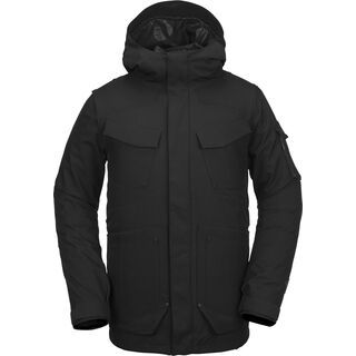 Volcom VCO Inferno Ins Jacket, black - Snowboardjacke