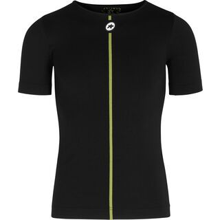 Assos Assosoires Spring/Fall SS Skin Layer, blackseries - Unterhemd