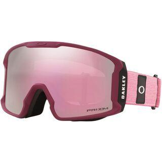 Oakley Line Miner XM - Prizm Hi Pink Iridium heathered grenache rubine
