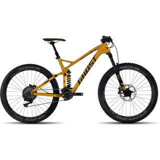 Ghost FR AMR 8 LC 2017, yellow/black - Mountainbike