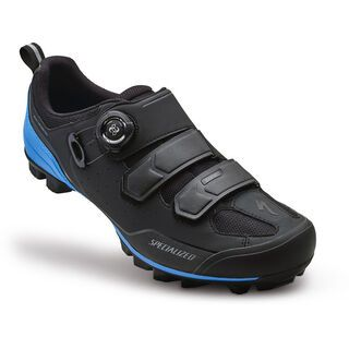 Specialized Comp, black/blue - Radschuhe