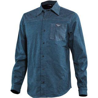 Platzangst Mountain Ridge, blue - Hemd