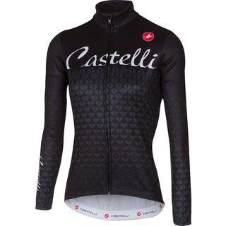 Castelli Ciao Jersey, anthracite/light black - Radtrikot