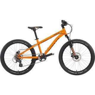 Kona Shred 24 2016, orange/black - Kinderfahrrad