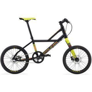 Cannondale Hooligan 1 2014, schwarz matt - Urbanbike