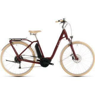 Cube Ella Ride Hybrid 400 2020, red´n´white - E-Bike