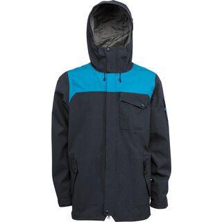 Nitro Shapers Jacket, navy/blue steel - Snowboardjacke
