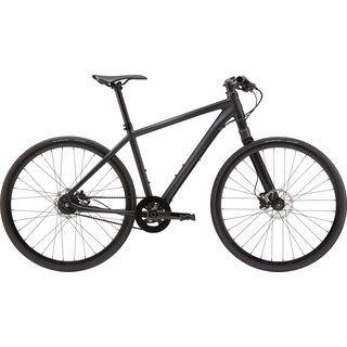 Cannondale Bad Boy 1 2016, matte black - Urbanbike