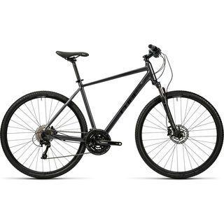 Cube Nature Pro 2016, grey black - Fitnessbike