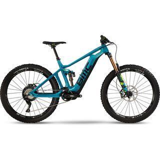 BMC Trailfox AMP SX 2019, party blue - E-Bike