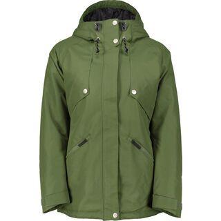 WearColour Flare Jacket, olive - Snowboardjacke