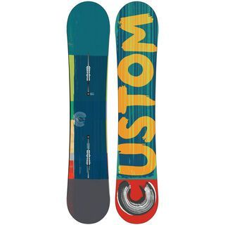 Burton Custom Flying V Wide 2015 - Snowboard