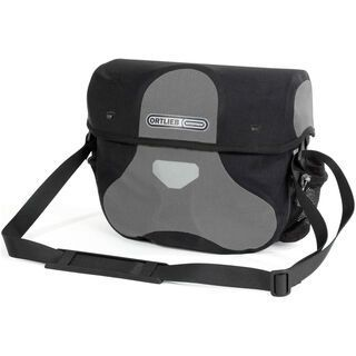 Ortlieb Ultimate6 M Plus, graphit-schwarz - Lenkertasche