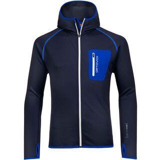 Ortovox Fleece Merino Hoody, blue navy - Fleecehoodie