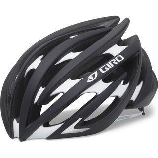 Giro Aeon, matte black white - Fahrradhelm