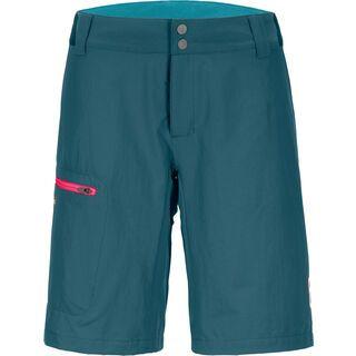 Ortovox Merino Shield Zero Pelmo Shorts W, mid aqua