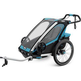 Thule Chariot Sport 1 2018, blue/black - Fahrradanhänger