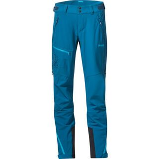 Bergans Osatind Lady Pant, sea blue - Skihose