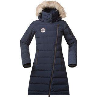 Bergans Bodø Down Lady Coat, navy - Daunenjacke