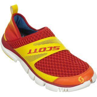 Scott Shoe eRide Renew, orange/yellow - Radschuhe