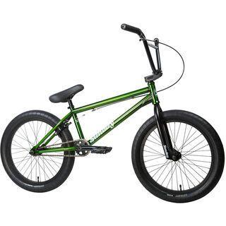 Sunday Scout 2017, translucent green - BMX Rad