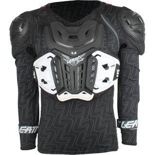 Leatt Body Protector 4.5, black - Protektorenjacke