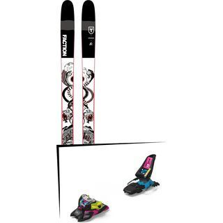 Set: Faction Prodigy 3.0 Collab 2019 + Marker Squire 11 ID black/pink/blue