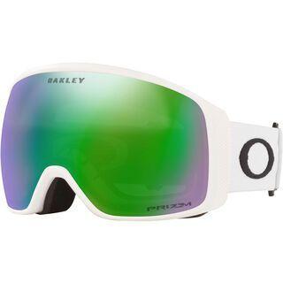 Oakley Flight Tracker XL - Prizm Jade Iridium matte white
