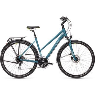 Cube Touring ONE Trapeze blue´n´greyblue 2021