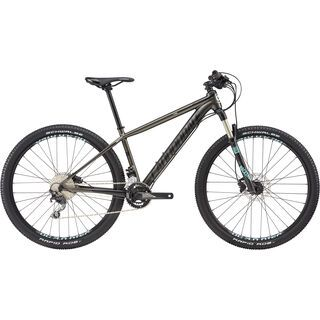 Cannondale F-Si Women's 2 2017, anthracite/black - Mountainbike