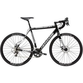 Cannondale CAADX 105 2016, black/white - Crossrad