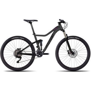 Ghost Lanao FS 7 2016, gray/pink - Mountainbike