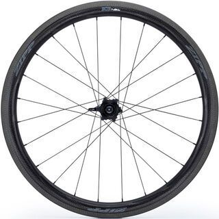 Zipp 303 NSW Carbon Clincher, schwarz - Hinterrad