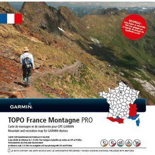 Garmin Topo Frankreich Montagne PRO (microSD/SD) - Karte