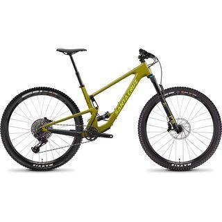 Santa Cruz Tallboy C S 2020, rocksteady/yellow - Mountainbike