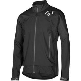 Fox Attack Water Jacket, black - Radjacke